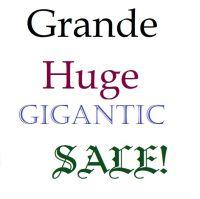 Grande Sale!