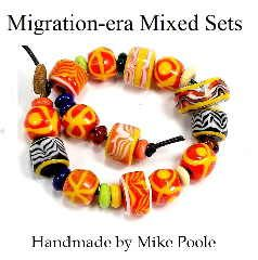 Migration-era Mixed Bead Sets