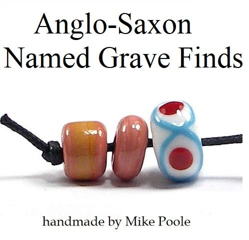 Anglo-Saxon Named Grave Find Sets