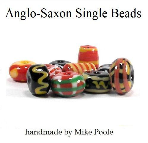 Anglo-Saxon Single Beads