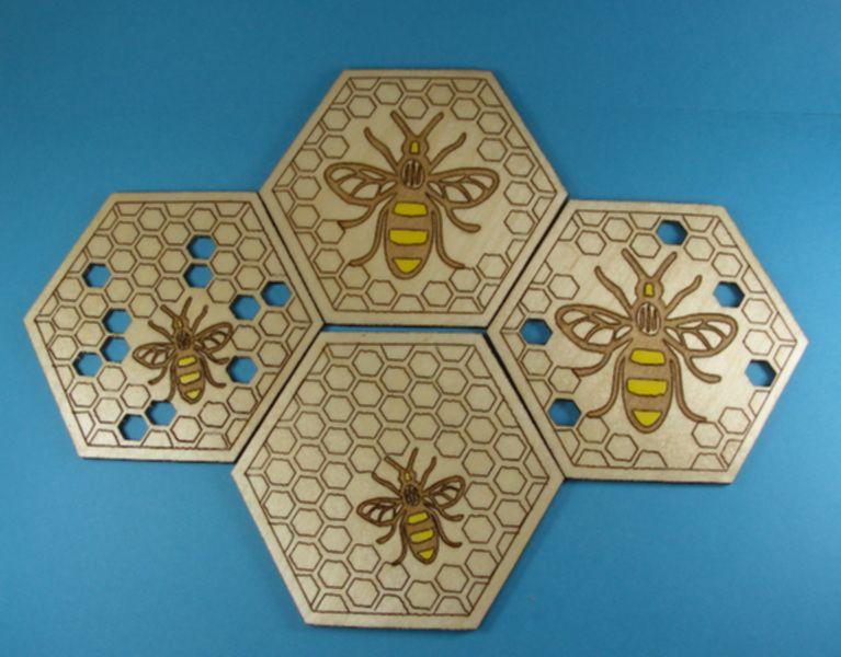 bee-coasters