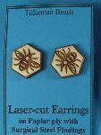 Bees- Earrings