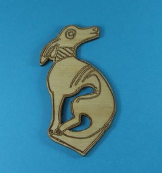brooch-greyhound