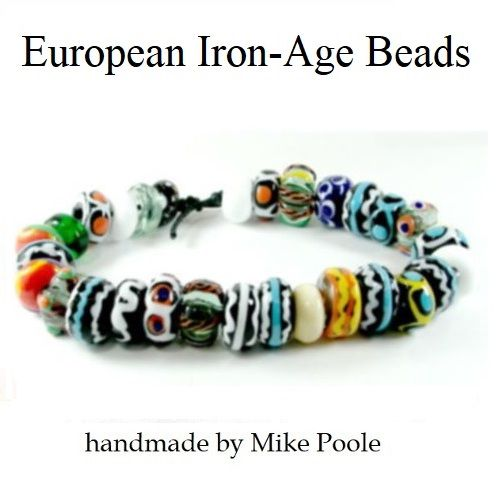 European Iron-Age Beads