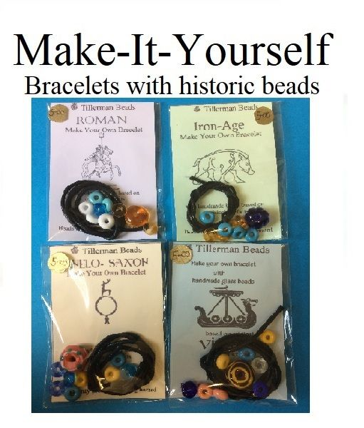 Make It Yourself Bead Bracelets