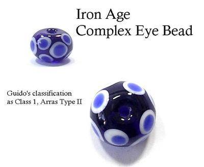 Complex Eye Bead - Arras type
