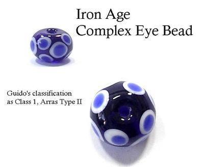 Complex Eye Bead - Arras type