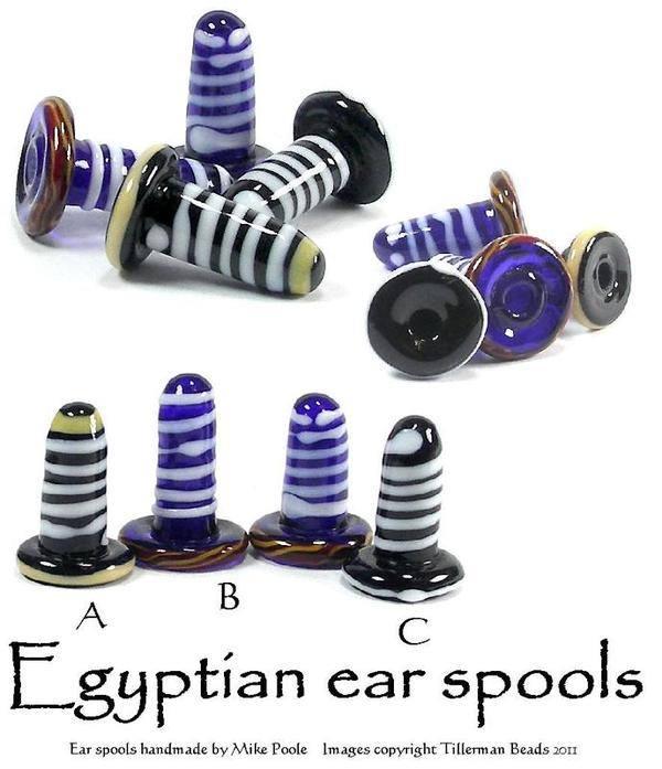 Ear Spools