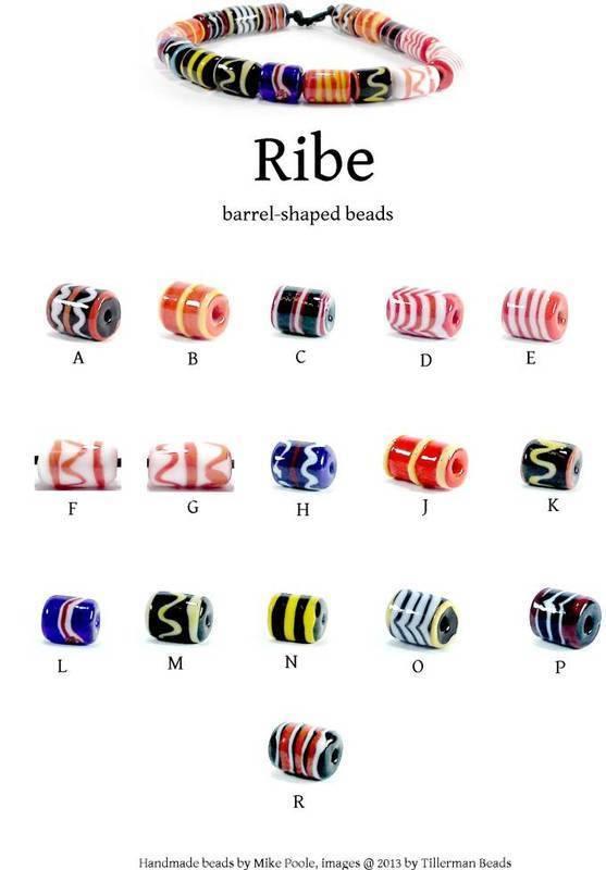 ribe-barrels