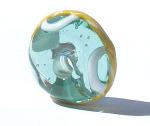 Roman glass bead from Trimontium (Newstead)