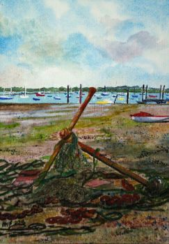 The Hard, West Mersea