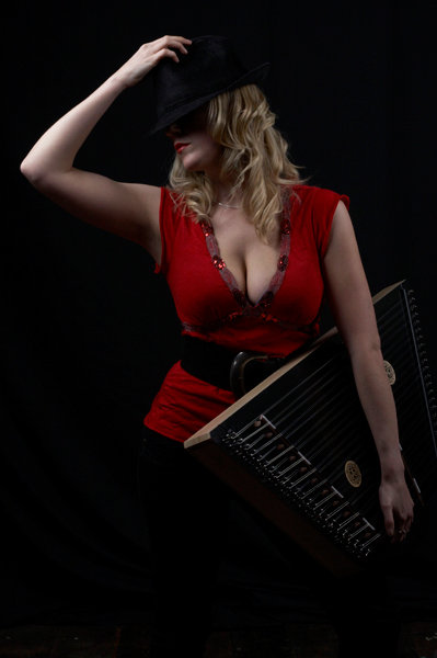 Emily black & Red