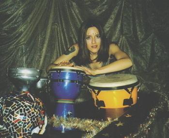 dizzi drummer old pic