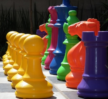 Bigchess Colour Set