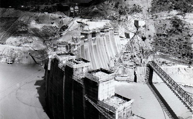 kariba-dam-construction-1958