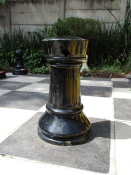 Black Castle (Fibre Glass)  A13