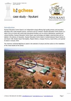 case study - nyukani