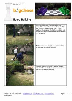 board building guide