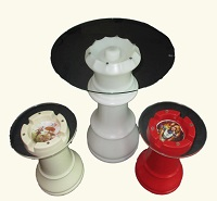 Chess Piece Tables