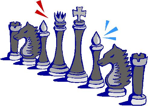 boc - drawing of chess pieces