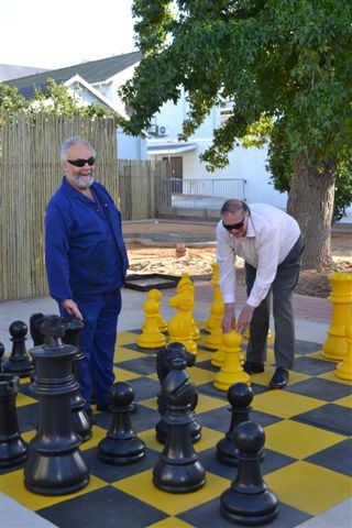 institute for the blind - worcester braille chess club