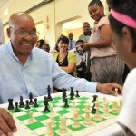 president zuma is a big chess fan