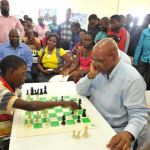 president zuma chess game