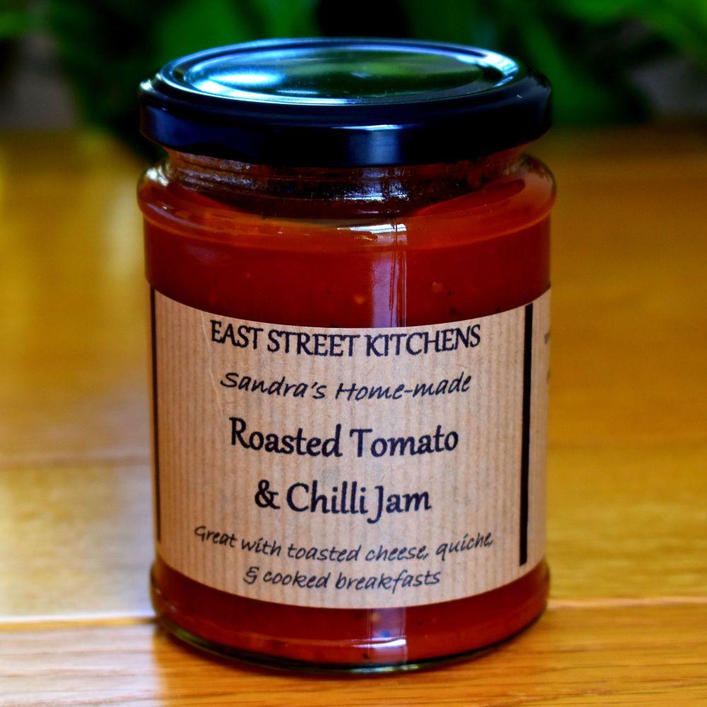 Roasted Tomato & Chilli Jam