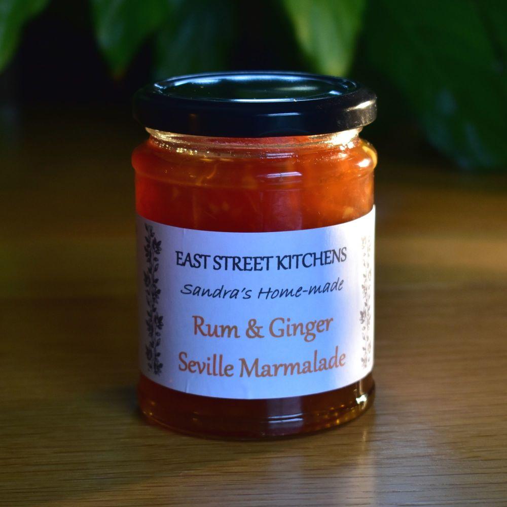 Rum & Ginger Marmalade