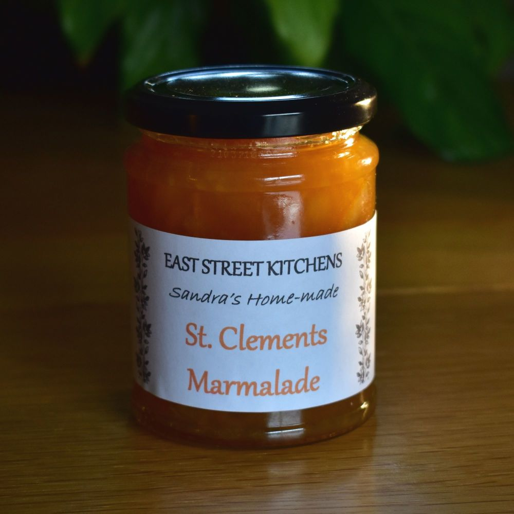 St. Clements Marmalade