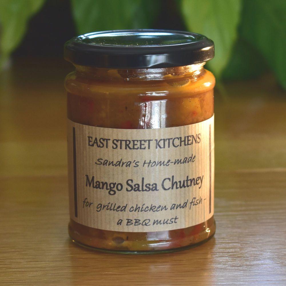 Mango Salsa Chutney
