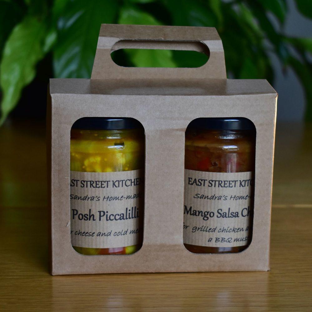 Twin Jar Gift Pack