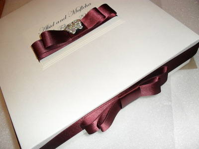 Diamante Butterfly Keepsake Box