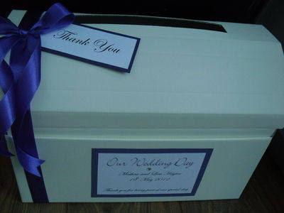 Wedding Post Box Chest