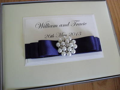 Pearl Cluster Guest Book