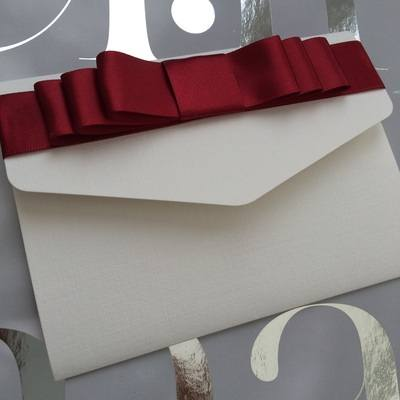 Luxury Pocket Fold Invitation