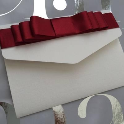 Luxury Pocket Fold Invitation