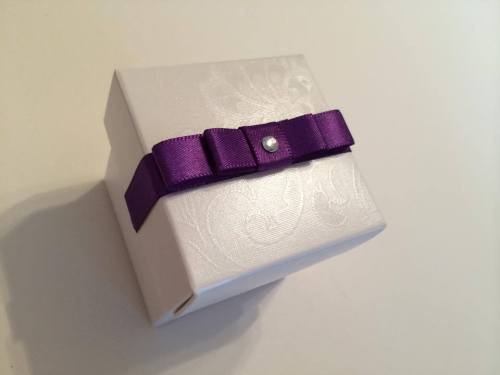 Wedding Favour Box - Classic