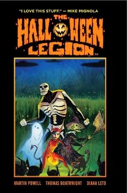 halloween legion