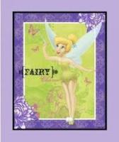 Licensed Disney - Tinkerbell: Fairy charm Panel