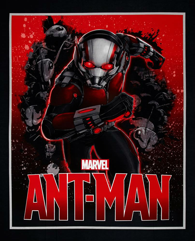 Marvel - The Ant-Man - Panel