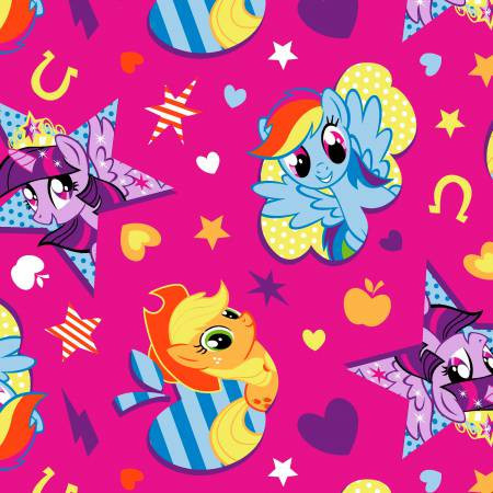 Character Prints - My Little Pony