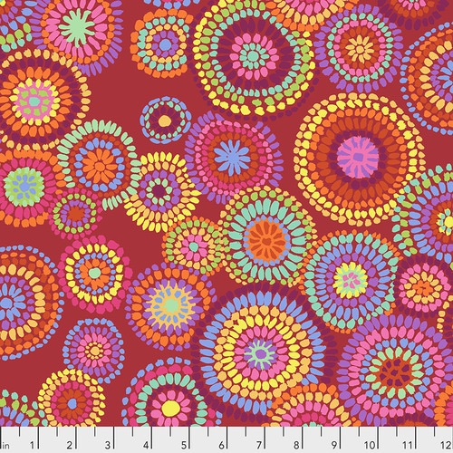 Kaffe Fassett Collective - Reds, Pinks and Oranges