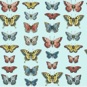 Makower - Vintage Journal - Butterflies