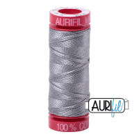 Aurifil Cotton 12wt, 2605 Grey