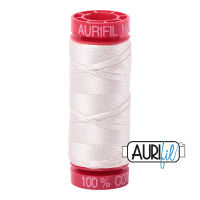 Aurifil Cotton 12wt, 2311 Muslin
