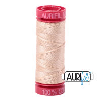 Aurifil Cotton 12wt, 2315 Pale Flesh