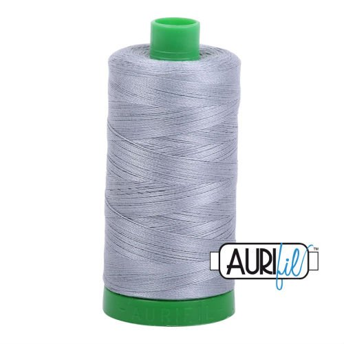 Aurifil Cotton 40wt, 2610 Light Blue Grey