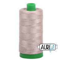 Aurifil Cotton 40wt, 5011 Rope Beige