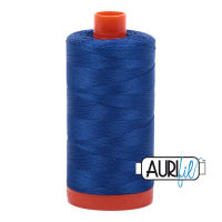 Aurifil Cotton 50wt, 2735 Medium Blue